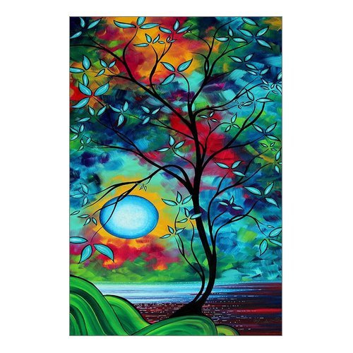 Divine Charming And Cute Tree Of Life Wall Decor Home