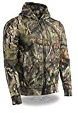Milwaukee Performance Men's Camo Hoodie with Front and Back Heating (Jungle Mossy, Large)