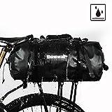 Rhinowalk Gym Bag Bike Trunk Bag(for Cargo Rack Waterproof Bike Pannier Biycle Postman Saddle Bag Shoulder Bag Laptop Pannier Rack Bicycle Bag Professional Cycling Accessories)