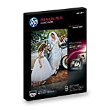 HP Photo Paper Premium Plus, Soft Gloss, (8.5x11 inch), 50 sheets