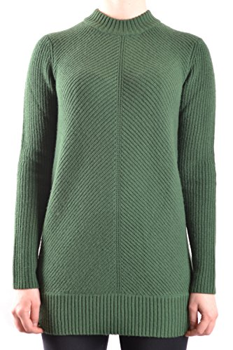 81TiWFicdML SWEATER MICHAEL KORS, WOOL 70%, CASHMERE 30%, color GREEN, SS17, product code MCBI208155O SS17
