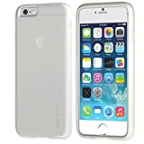 iPhone 6s Case, LUVVITT [Frost] Soft Slim Transparent TPU Rubber Case Flexible Shock Absorbing Cover for iPhone 6 / iPhone 6s (4.7) Frosted Clear