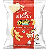 Simply Cheetos Puffs White Cheddar Cheese Flavored Snacks, 36 Count
