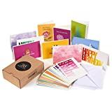 All Occasion Greeting Cards Box Set - 36-Pack Assorted Greeting Cards, 36 Unique Designs, Includes Happy Birthday, Sympathy, Thank You Cards, Envelopes Included, 4 x 6 Inches