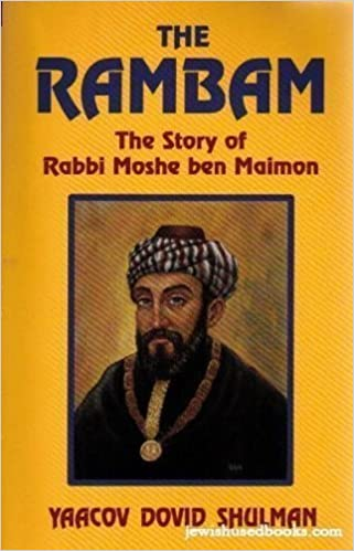 Image result for The Rambam: The Story of Rabbi Moshe ben Maimon