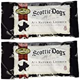 Gimbal's Licorice Scottie Dogs, 11.5 oz (Pack Of 2)