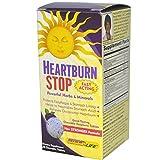 Renew Life, Heartburn Stop, Raspberry Flavor, 30 Chewable Tablets - 2pc