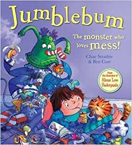 Image result for Jumblebum / written by Chae Strathie""