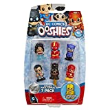 "Ooshies Set 4 ""DC Comics Series 1"" Action Figure (7 Pack)"