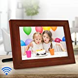 iCozy Digital Touch-Screen Wi-Fi Enabled Picture Frame 10'