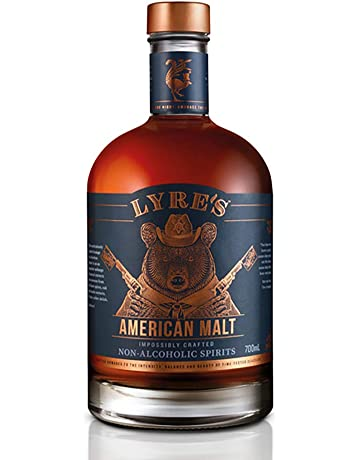 American Malt Non-Alcoholic Spirit - Bourbon Style | Lyre's 23.7 fl oz
