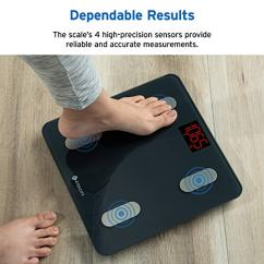 Etekcity-Digital-Body-Weight-Scale-Smart-Bluetooth-Body-Fat-BMI-Scale-Bathroom-Weighing-Scale-Tracks-13-Fitness-Compositions-400lbs