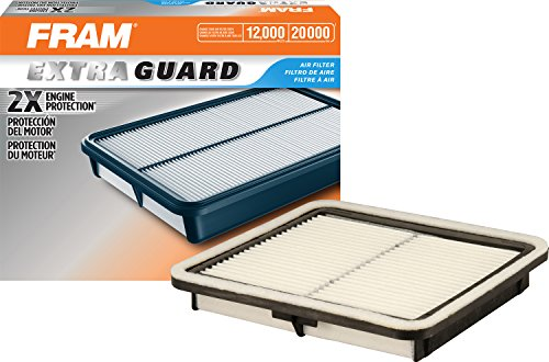 FRAM CA9997 Extra Guard Rigid Rectangular Panel Air Filter