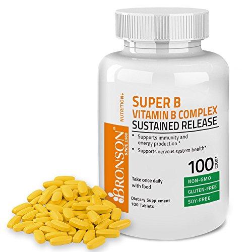 Bronson Vitamin B Complex