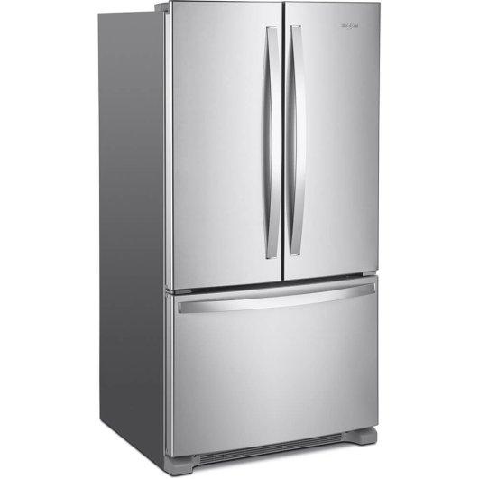 Whirlpool WRF535SWHZ refrigerator review