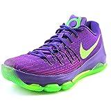 Nike Men's KD 8 Basketball Shoes Purple 749375-535 (10.5)