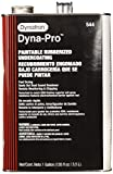 Dynatron 544 Dyna-Pro Paintable Rubberized Undercoating Can, 120 oz, Gallon Can