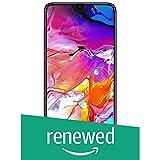 (Renewed) Samsung Galaxy A70 (White, 6GB RAM, 128GB Storage) Without Offer