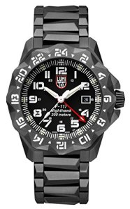 LUMINOX F-117 NIGHTHAWK 6400 SERIES XA.6422 Stainless Steel Men Watch