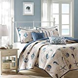 Madison Park Coverlet&Bedspread, King, Blue