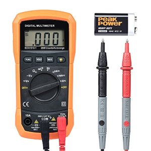 BEBONCOOL Digital Multimeter with Probes