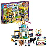 LEGO Friends Stephanie's Horse Jumping 41367 Building Kit , New 2019 (337 Piece)