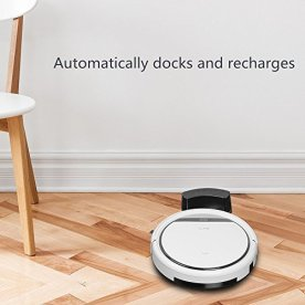 ILIFE-V3s-Pro-Robot-Vacuum-Cleaner-Tangle-free-Suction-Slim-Automatic-Self-Charging-Robotic-Vacuum-Cleaner-Daily-Schedule-Cleaning-Ideal-For-Pet-HairHard-Floor-and-Low-Pile-Carpet