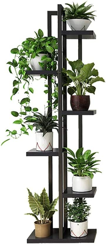 Amazon Com W Huajia Plant Stands Indoor Tiered Plant Stand Plant Stands Outdoor Plant Stands Indoor Corner Plant Stand Garden Outdoor