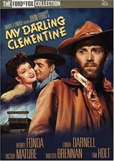 Image result for my darling clementine poster