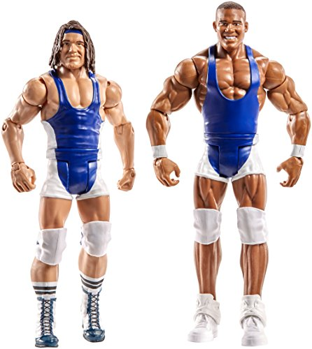 WWE Superstars Chad Gable & Jason Jordan Action Figure (2 Pack)