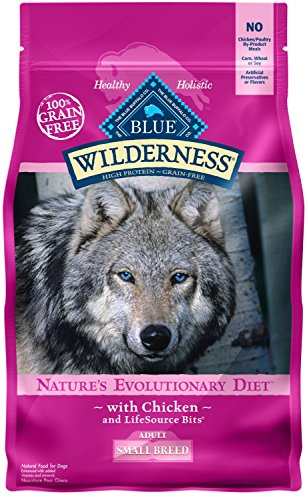 BLUE Wilderness Grain-Free Dog Food