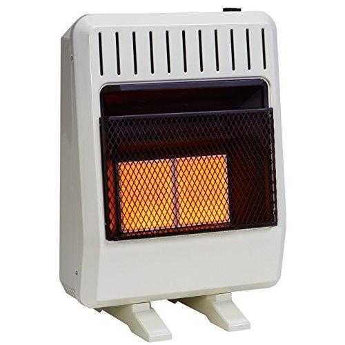 Avenger FDT2IR Dual Fuel Vent Free Infrared Heater