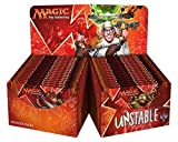 Magic: The Gathering MTG-UST-BD-EN Unstable Trading Card Booster Display Box