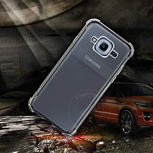 Jkobi Silicone Back Case for Samsung Galaxy J2 Pro -Transparent 7