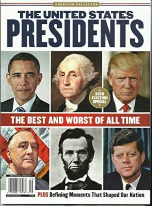 THE UNITED STATES PRESIDENTS, AMERICAN COLLECTOR THE BEST & WORST OF ALL TIME