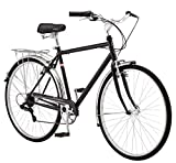 Schwinn Wayfarer Hybrid 700C Wheel Bicycle, Black, 18'/Medium