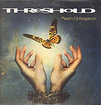 THRESHOLD, March of progress YELLOW VINYL - 2LP: THRESHOLD: Amazon.fr:  Musique