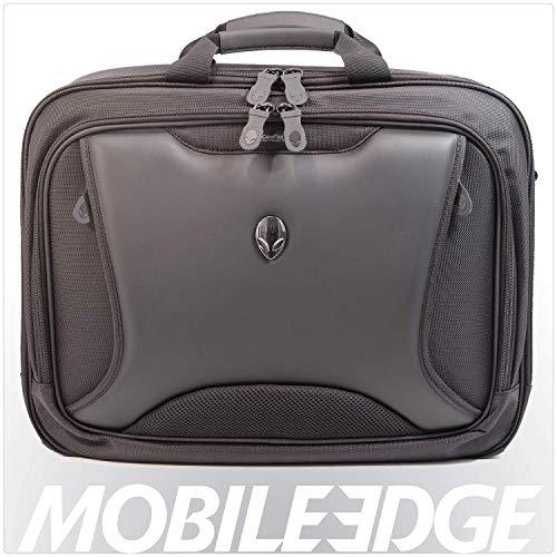 Mobile Edge Alienware Orion ScanFast TSA Checkpoint Friendly 17.3 Inch Laptop Messenger Bag, Large Capacity, Black ME-AWMC2.0