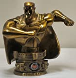 Justice League: Superman NYCC Exclusive Mini Brass Paperweight