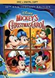 Mickey's Christmas Carol 30th Anniversary Special Edition DVD + Digital Copy