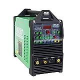 2019 Everlast PowerTIG 250EX AC DC TIG STICK Pulse welder 220 Volt Inverter-Based AC DC
