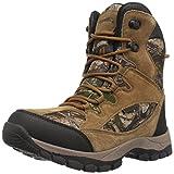 Northside Boys' Renegade 400 Hiking Boot, Tan Camo, Size 6 Medium US Big Kid