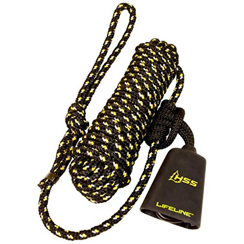 Hunter Safety System LLS+ Reflective LIFELINE Systems (Single Pack)