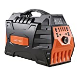 JASTEK 500W/296Wh Portable Generator Uninterruptible Power Supply Pure Sine Wave Inverter with Dual 110V AC Outlet and 4 USB Ports for Camping and Indoors - Black