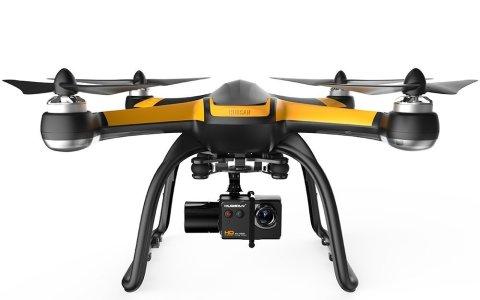Hubsan ドローンHDカメラ付き ヘッドレスモード FPVリアルタイム 三軸ジンバルマルチコプター H109S X4 PRO