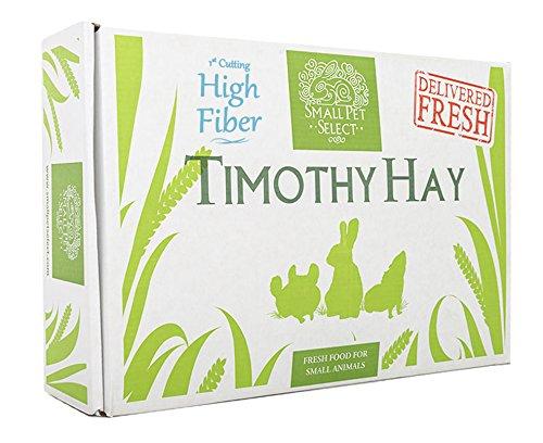 Small Pet Select 1St Cutting 'High Fiber' Timothy Hay Pet Food, 10 Lb