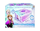 Frozen DIY Glittery Glam Jewelry Box