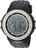 Armitron Adventure Men's AD/1011BLK Digital Multi-Function Black Resin Strap Sport Watch