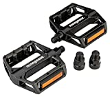"Mongoose Mountain Bike Pedal Fits 9/16"" & 1/2"" Pedals"