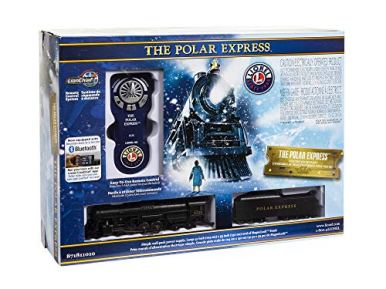 Lionel-The-Polar-Express-Electric-HO-Gauge-Model-Train-Set-with-Remote-and-Bluetooth-Capability-871811010